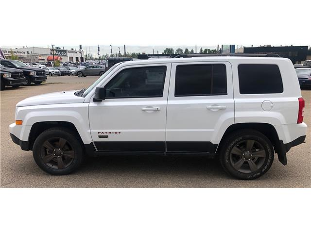 2017 Jeep Patriot Sport/North (Stk: P1018) in Edmonton - Image 1 of 14