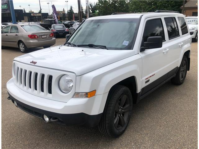 2017 Jeep Patriot Sport/North (Stk: P1018) in Edmonton - Image 2 of 14