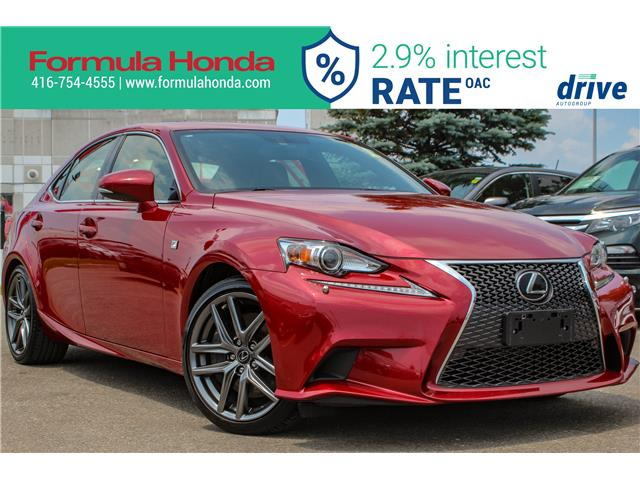 2015 Lexus IS 350 Base (Stk: 19-1838A) in Scarborough - Image 1 of 29