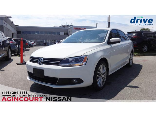 2012 Volkswagen Jetta 2.5L Highline (Stk: KC820158A) in Scarborough - Image 1 of 18
