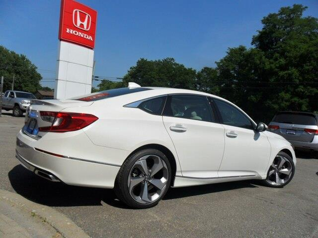2019 Honda Accord Touring 1.5T (Stk: 10513) in Brockville - Image 7 of 21