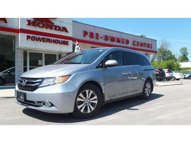 2017 Honda Odyssey EX-L (Stk: 10544A) in Brockville - Image 1 of 30