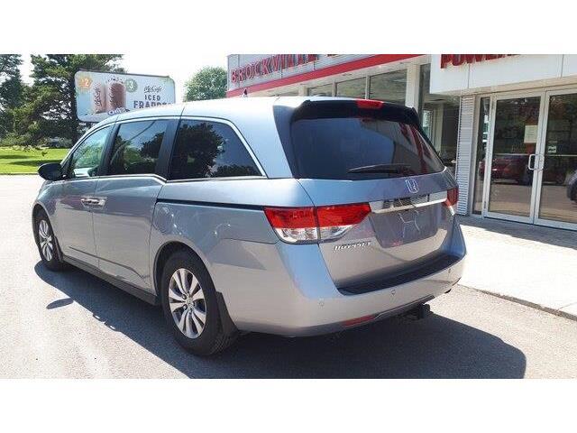 2017 Honda Odyssey EX-L (Stk: 10544A) in Brockville - Image 8 of 30