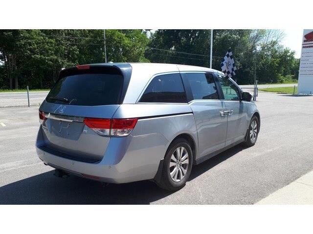 2017 Honda Odyssey EX-L (Stk: 10544A) in Brockville - Image 9 of 30
