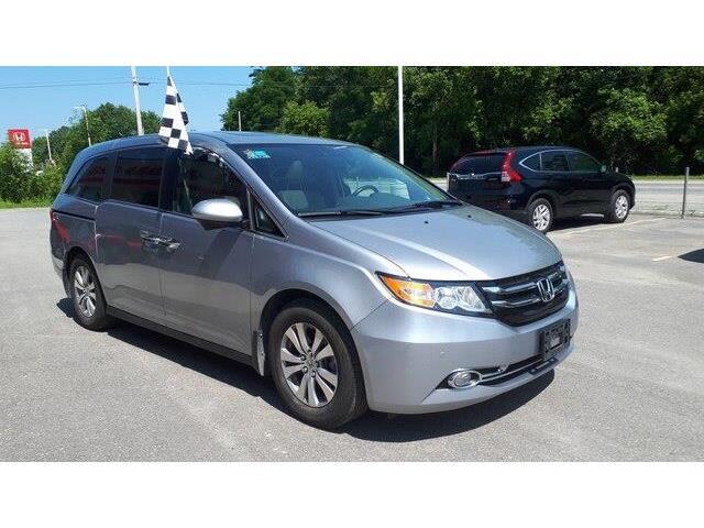 2017 Honda Odyssey EX-L (Stk: 10544A) in Brockville - Image 10 of 30