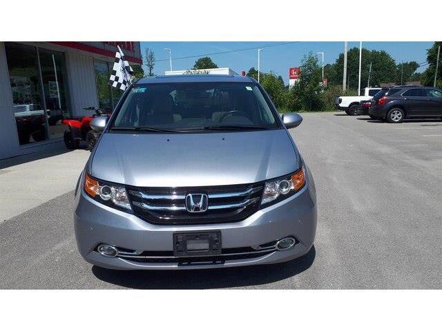 2017 Honda Odyssey EX-L (Stk: 10544A) in Brockville - Image 20 of 30
