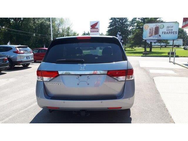 2017 Honda Odyssey EX-L (Stk: 10544A) in Brockville - Image 21 of 30