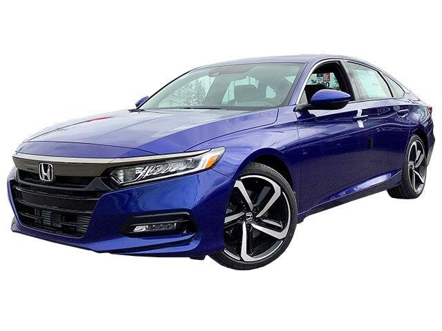2019 Honda Accord Sport 1.5T (Stk: 190498) in Orléans - Image 1 of 18