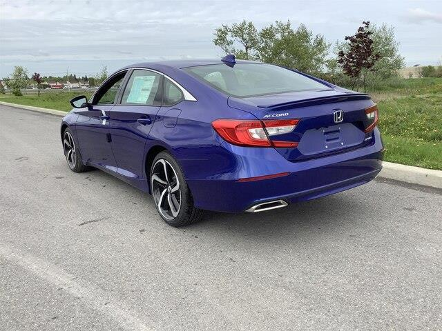 2019 Honda Accord Sport 1.5T (Stk: 190498) in Orléans - Image 10 of 18