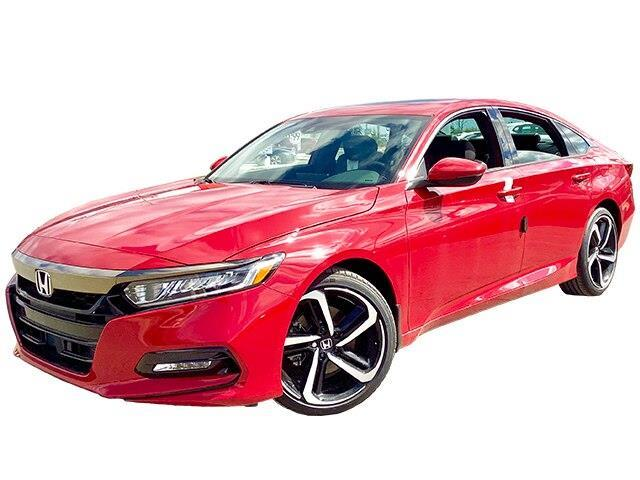 2019 Honda Accord Sport 1.5T (Stk: 190594) in Orléans - Image 1 of 21