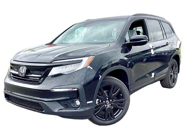 2019 Honda Pilot Black Edition (Stk: 190801) in Orléans - Image 1 of 21