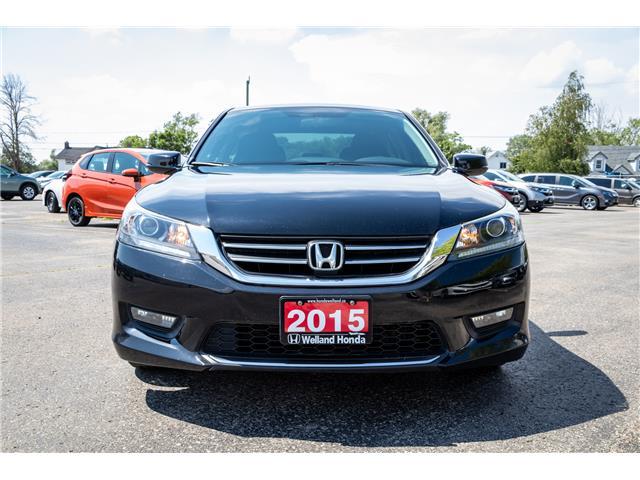 2015 Honda Accord Sport (Stk: U19198) in Welland - Image 7 of 30