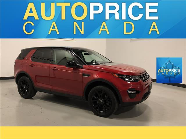 2016 Land Rover Discovery Sport HSE (Stk: H0463) in Mississauga - Image 1 of 27