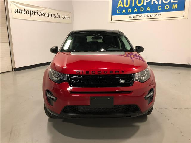 2016 Land Rover Discovery Sport HSE (Stk: H0463) in Mississauga - Image 2 of 27