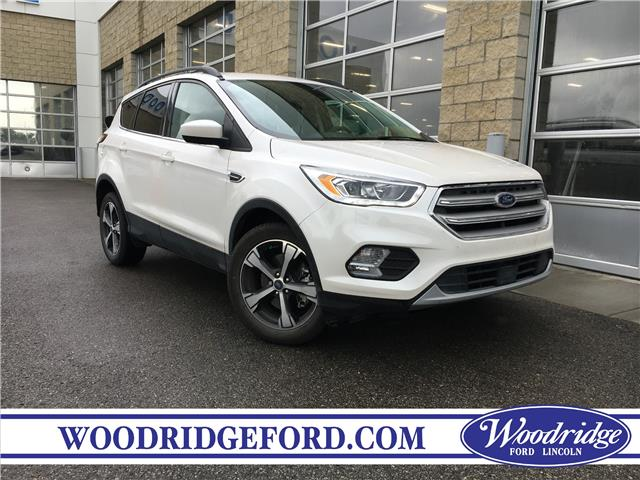 2018 Ford Escape SEL (Stk: K-758A) in Calgary - Image 1 of 20