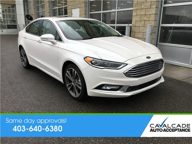 2018 Ford Fusion Titanium (Stk: 59902) in Calgary - Image 1 of 21