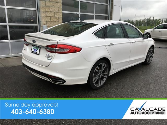 2018 Ford Fusion Titanium (Stk: 59902) in Calgary - Image 3 of 21