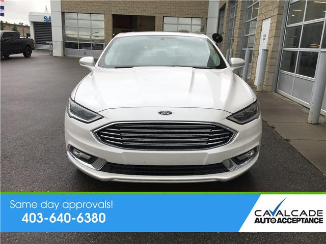 2018 Ford Fusion Titanium (Stk: 59902) in Calgary - Image 4 of 21