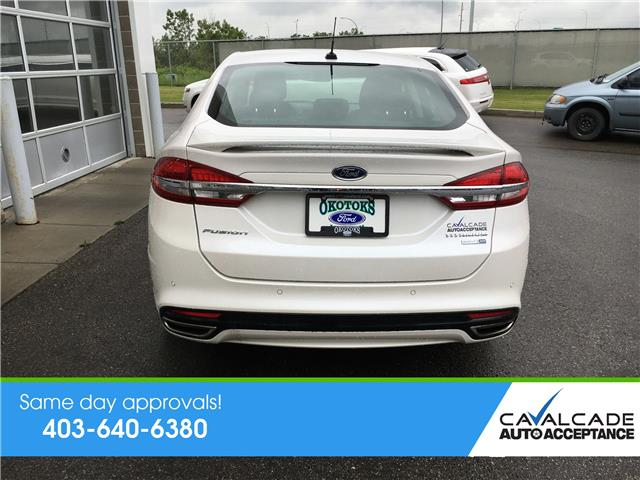2018 Ford Fusion Titanium (Stk: 59902) in Calgary - Image 6 of 21