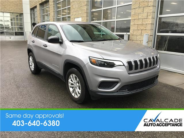 2019 Jeep Cherokee Sport (Stk: 59992) in Calgary - Image 1 of 20