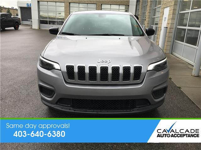 2019 Jeep Cherokee Sport (Stk: 59992) in Calgary - Image 4 of 20