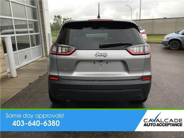 2019 Jeep Cherokee Sport (Stk: 59992) in Calgary - Image 6 of 20