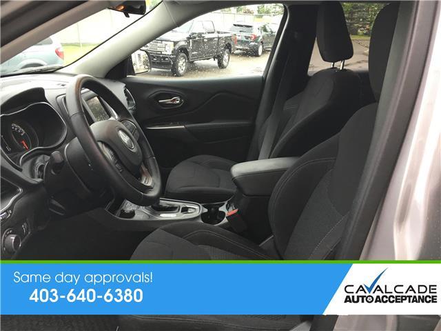 2019 Jeep Cherokee Sport (Stk: 59992) in Calgary - Image 8 of 20