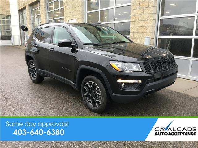 2019 Jeep Compass Sport (Stk: 60011) in Calgary - Image 1 of 20
