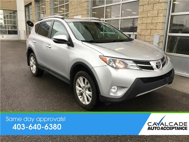 2014 Toyota RAV4 Limited (Stk: R59963) in Calgary - Image 1 of 21