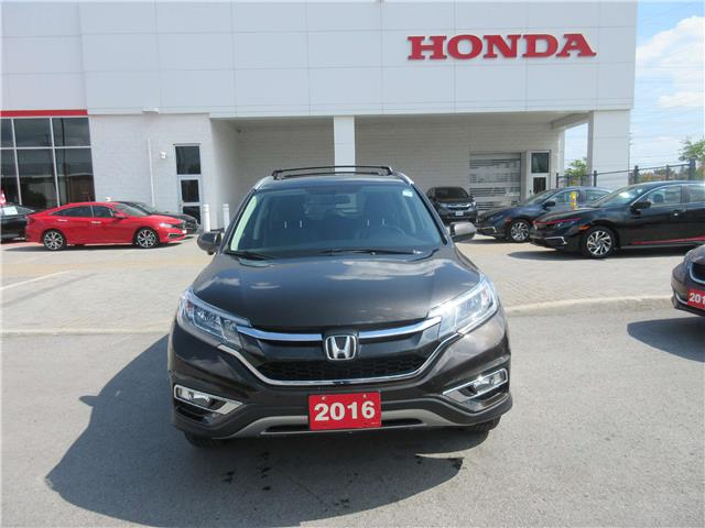 2016 Honda CR-V EX-L (Stk: 26444L) in Ottawa - Image 2 of 15