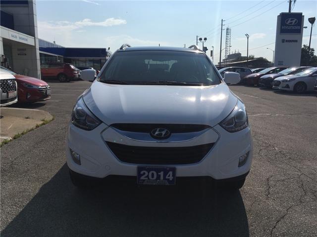 2014 Hyundai Tucson GLS (Stk: 28402A) in Scarborough - Image 7 of 14