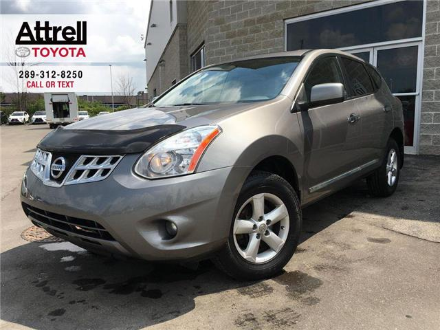 2013 Nissan Rogue SPECIAL EDITION FWD ROOF RAILS, SUNROOF, ALLOY WHE (Stk: 44702A) in Brampton - Image 1 of 23