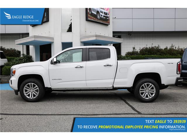 2018 GMC Canyon SLT (Stk: 88061A) in Coquitlam - Image 3 of 17