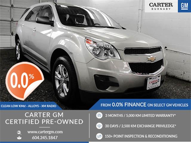 2015 Chevrolet Equinox LS (Stk: P9-58920) in Burnaby - Image 1 of 21