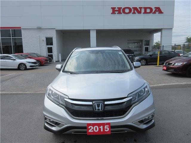 2015 Honda CR-V Touring (Stk: SS3493) in Ottawa - Image 1 of 13