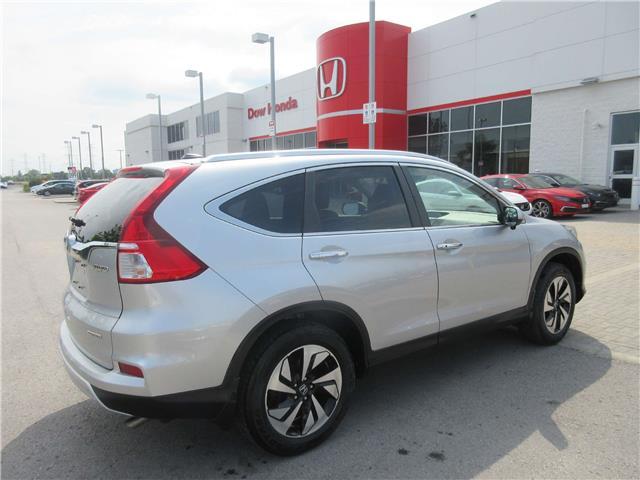 2015 Honda CR-V Touring (Stk: SS3493) in Ottawa - Image 2 of 13