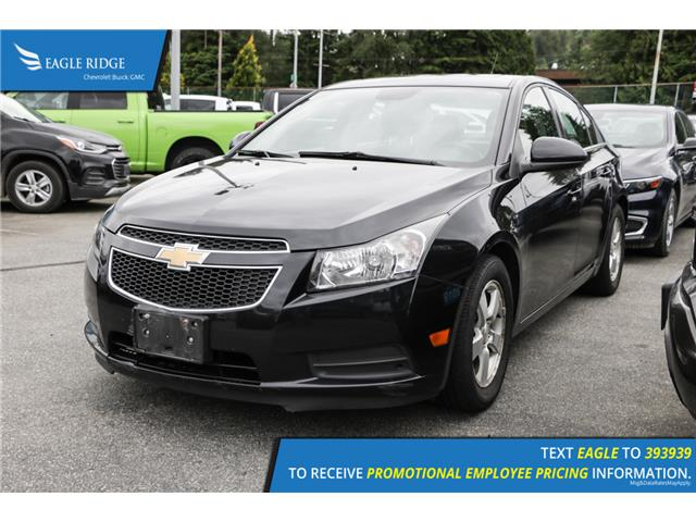 2013 Chevrolet Cruze LT Turbo (Stk: 130016) in Coquitlam - Image 1 of 3