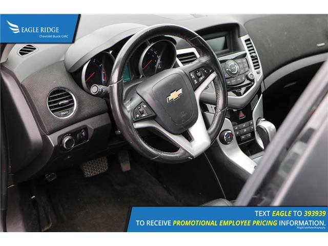 2013 Chevrolet Cruze LT Turbo (Stk: 130016) in Coquitlam - Image 2 of 3