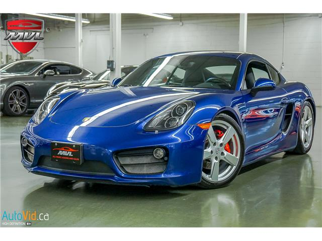 2014 Porsche Cayman S (Stk: ) in Oakville - Image 1 of 41