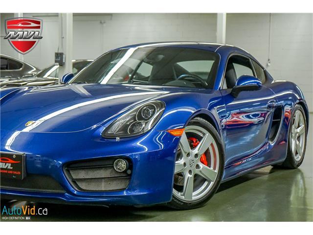 2014 Porsche Cayman S (Stk: ) in Oakville - Image 2 of 41