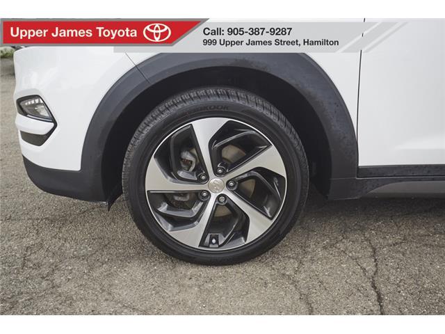 2016 Hyundai Tucson  (Stk: 81106) in Hamilton - Image 4 of 21