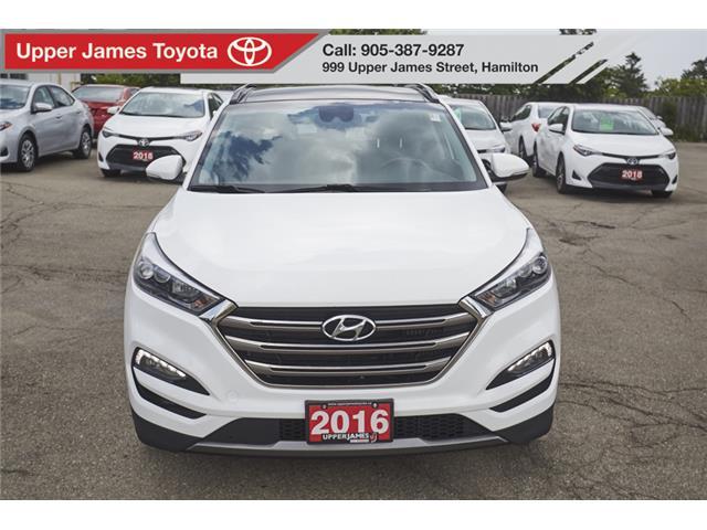 2016 Hyundai Tucson  (Stk: 81106) in Hamilton - Image 5 of 21