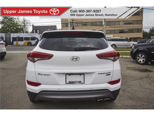 2016 Hyundai Tucson  (Stk: 81106) in Hamilton - Image 7 of 21