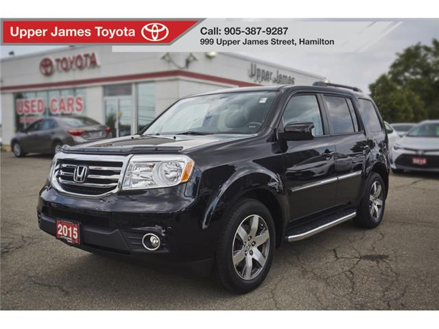 2015 Honda Pilot Touring (Stk: 81165) in Hamilton - Image 1 of 20