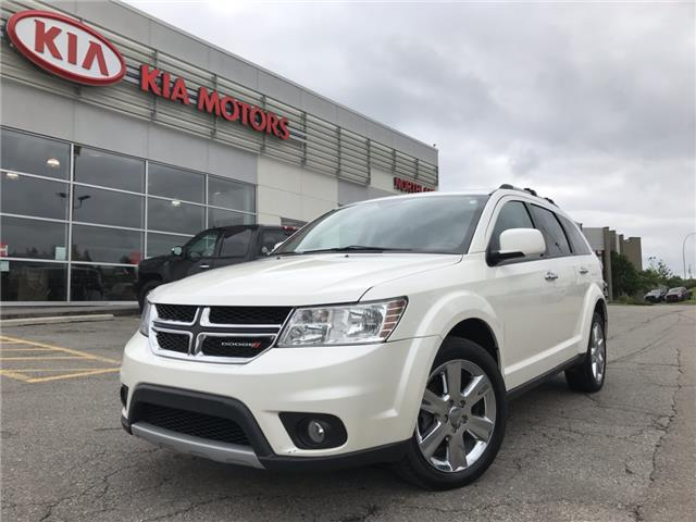 2017 Dodge Journey GT (Stk: 9SR1658A) in Calgary - Image 1 of 27