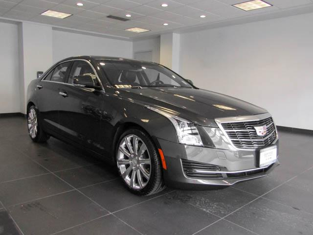 2015 Cadillac ATS 3.6L Luxury (Stk: C9-03921) in Burnaby - Image 2 of 25