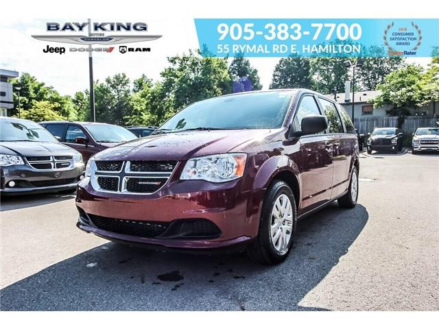 2019 Dodge Grand Caravan CVP/SXT (Stk: 193586) in Hamilton - Image 1 of 19
