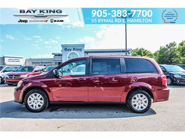 2019 Dodge Grand Caravan CVP/SXT (Stk: 193586) in Hamilton - Image 2 of 19