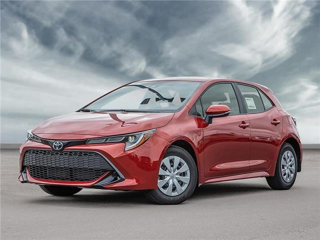 2019 Toyota Corolla Hatchback SE Upgrade Package (Stk: 9FCB339) in Georgetown - Image 1 of 23