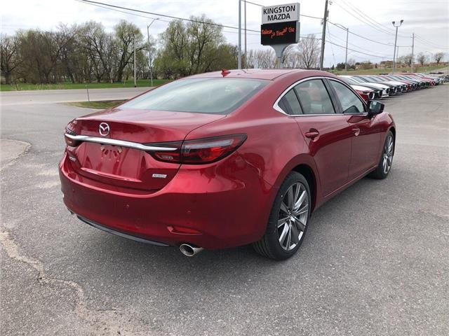2018 Mazda MAZDA6 Signature (Stk: 18C195) in Kingston - Image 6 of 16